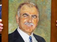 Portret namalowany na zamówienie ze zdjęcia,format  50x40 cm