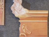 Kafel ręcznie malowany